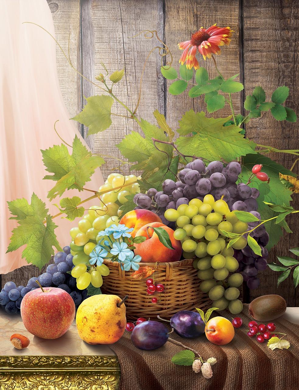פירות בסוגים שונים